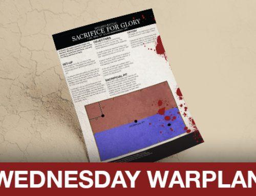 Wednesday Warplan – Carnispore Fields