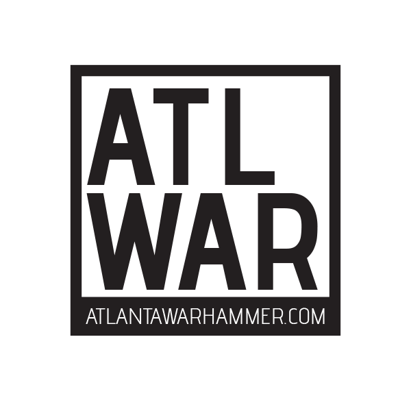 Atlanta Warhammer Logo